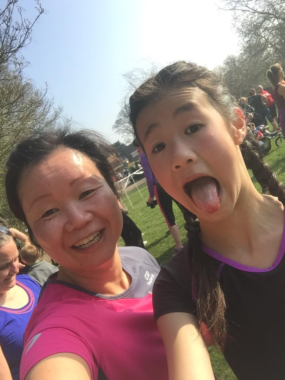 Our First Park Run – St Albans
