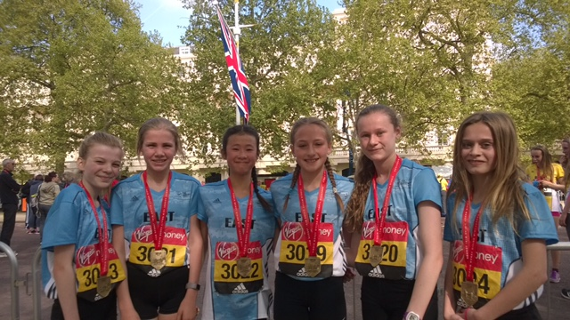 London Mini Marathon…. WOW!